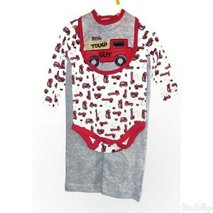 Other - Cute 3pc Boy's Outfit