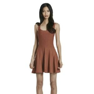 Torn by Ronny Kobo Dresses & Skirts - Nwt Ronny Kobo Danika Dress Henna Brown size L
