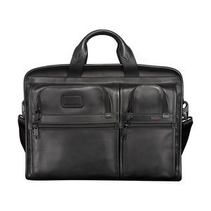 Tumi Other - [MEN'S] TUMI Alpha Leather Briefcase