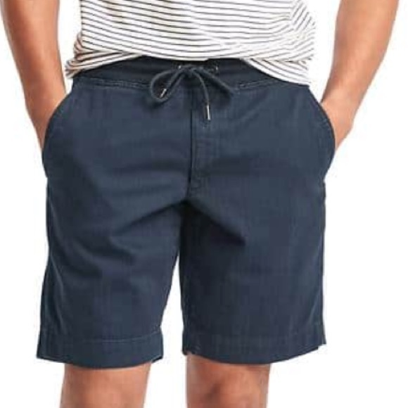 60% off GAP Other - Men's Gap blue jogger shorts, size M. from ...