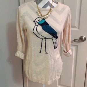 Old Navy Bird Sweater - NWT - Sz M 