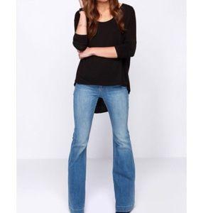 Denim - 🆕 medium wash wide leg jeans ONE DAY SALE