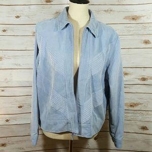 Vintage Jackets & Blazers - {vintage} Alfred Dunner corduroy jacket