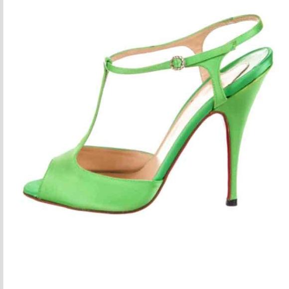 e06e9f0a201 Christian Louboutin Shoes - Christian Louboutin Ernesta Peep Toe