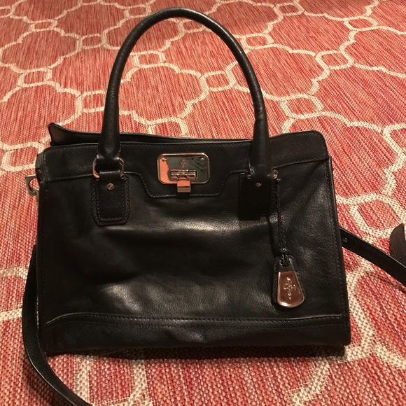 7a865c57de2 Cole Haan Handbags - Cole Haan Purse 'Vintage Valise style - Kendra'