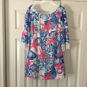 🎈SOLD🎈Lilly Pulitzer Harbour Tunic Dress