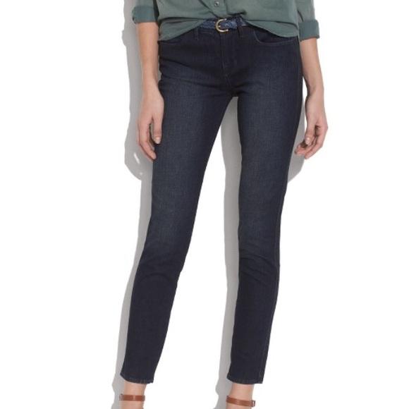 Madewell Denim - Madewell Skinny Skinny Ankle Azure Wash Jeans NWT