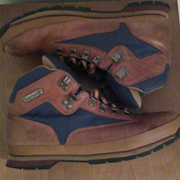 b62dba62ead8c Timberland Men's Euro Hiker Mid Hiking Boots. M_584a11902fd0b75d3d003603