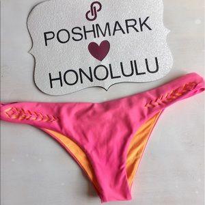 Rip Curl Other - 🏝🏝🏝🏝Rip curl cheeky bikini. Pink. Medium.