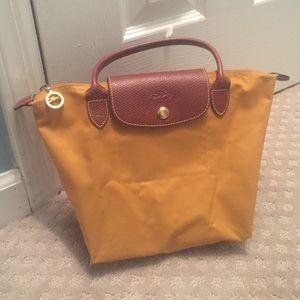 "Small longchamp bag ""mini tote"""