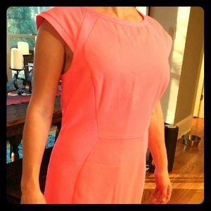 Hot pink Ted Baker Jineen dress