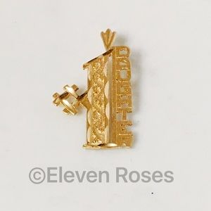 Michael Anthony Other - 14k Gold #1 Daughter Pendant Charm