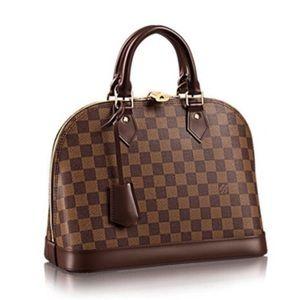 Louis Vuitton Handbags - LOUIS VUITTON ALMA pm
