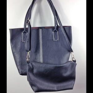 2 Bags in 1 ✨ Black Satchel