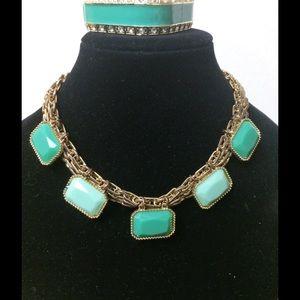 Necklace & Bracelette