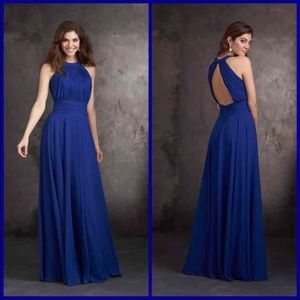 Allure long gown