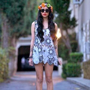 UNIF Dresses - Again festival dress