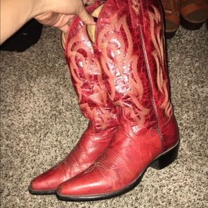 shyanne Shoes - Real genuine cowboy boots