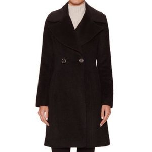 T Tahari Wool Coat