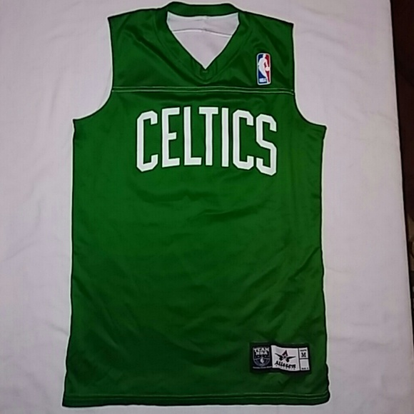 Alleson Athletic Other - NBA Celtics Reversible Jersey Youth Medium  50 e4b0ed8b2
