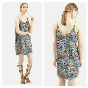 EUC Topshop Floral Dress size 6