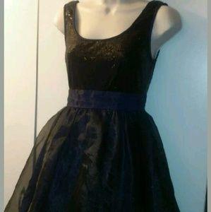 AQ/AQ Dresses & Skirts - Midnight blue cocktail dress