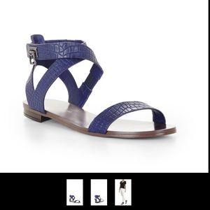f8d31056551a4f BCBGMaxAzria Shoes - NWT BCBGMaxAzria Brannon Crisscross Day Sandal