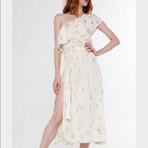 Novella Royale Dresses & Skirts - The May dress in gold lilly
