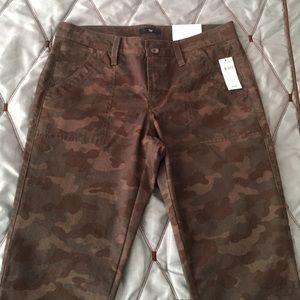 Gap Factory Camo pants
