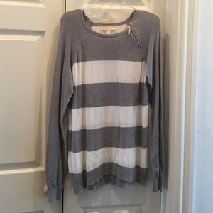 Michael Kors tunic sweater