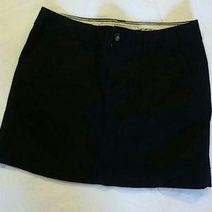 Old Navy Khaki Skirt Size 2