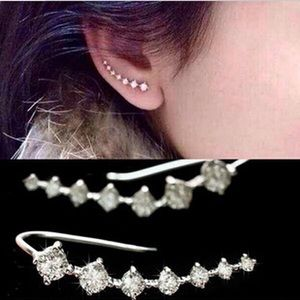 Jewelry - Diamond Ear Row Earrings 🔥✨