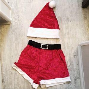 Intimo Other - 🎅🏽 Santa Hat & Shorts Set 🌲
