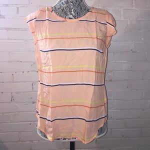 stylus Tops - NWOT JCP STYLUS STRIPED TOP
