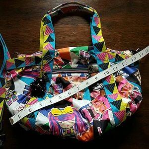 Harajuku Lovers Handbags - Fun,  bright, CUTE  Hara juku bag
