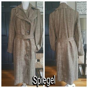 Spiegel Jackets & Blazers - Spiegel Gorgeous Long Coat sz L 😍😍