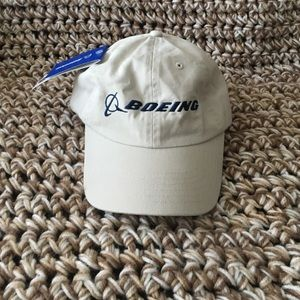 Boeing Other - Boeing Adjustable Hat NWT