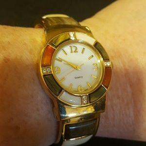 Avon Cuff Watch