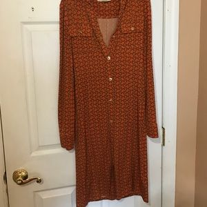 MICHAEL Michael Kors chain dress