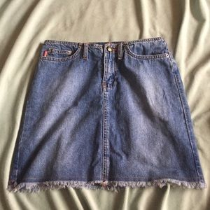 BONGO Dresses & Skirts - Bongo Denim Skirt