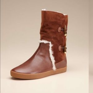 House of Harlow 1960 Shoes - House of Harlow leather brown boots new
