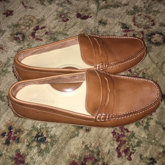 5d5f1c44d0d Cole Haan Other - Cole Haan Mens Grant Canoe Penny Loafers