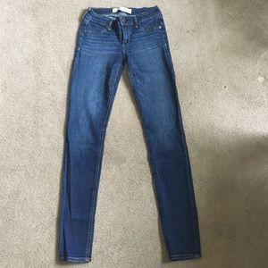 Abercrombie & Fitch Denim - A&F Skinny Size 0R