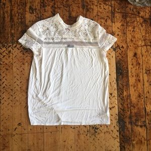 SOLD Express Lace Top