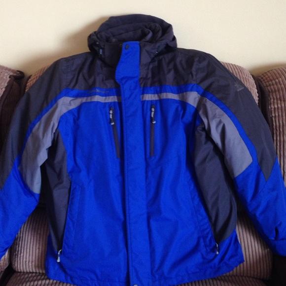 Men's winter coat