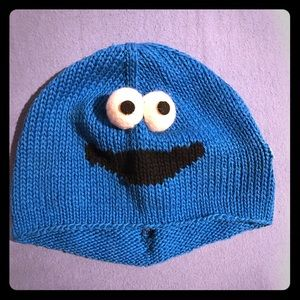 Other - Knitwits Cookie Monster Beanie