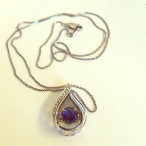 Jewelry - Colors in Rhythm Sapphire Necklace - Kay Jewelers