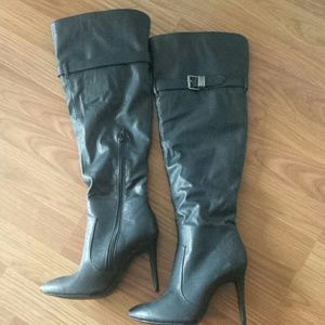 Wild Diva over the knee boots
