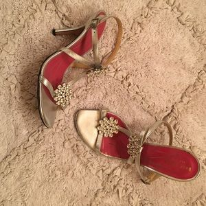 Kate Spade Embellished Heels