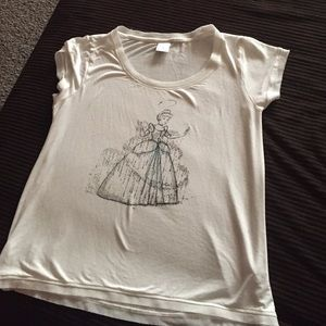 Lauren Conrad shirt with Cinderella